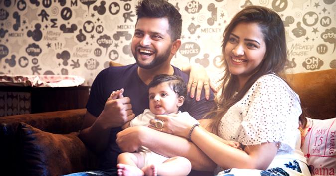 Suresh Raina and Priyanka Chaudhary Raina launch foundation to help underprivileged mothers across India