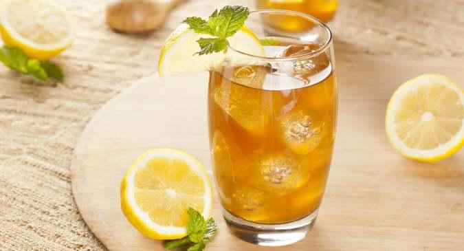 Lemon iced tea recipe: Healthy drink for summer