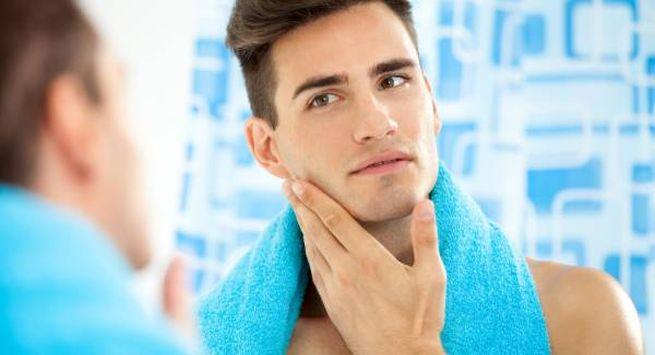 Mens skincare