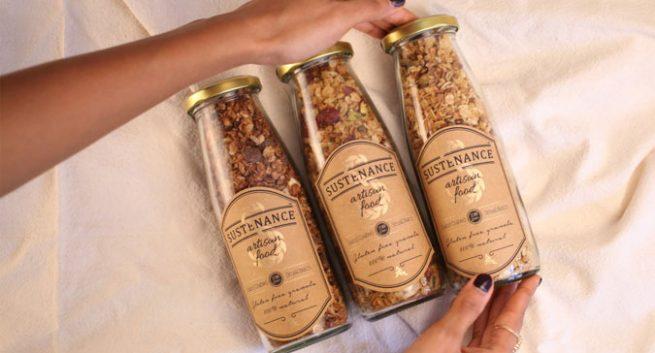 Sustenance-Granola