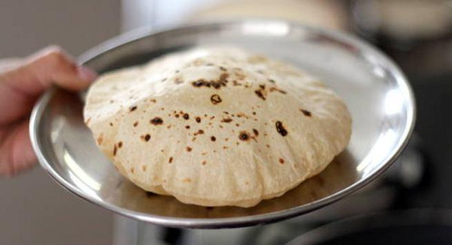 Roti in hindi