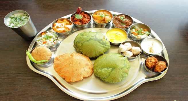 Navratri food in hindi
