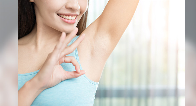 Natural Way To Whiten Underarm