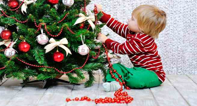Ch4 Christmas holiday items that can harm your kids