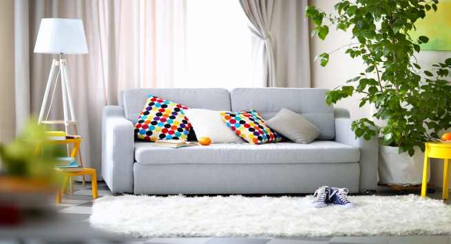 Fur upholstery