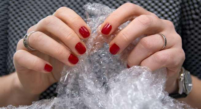 Bubble wrap Hindi