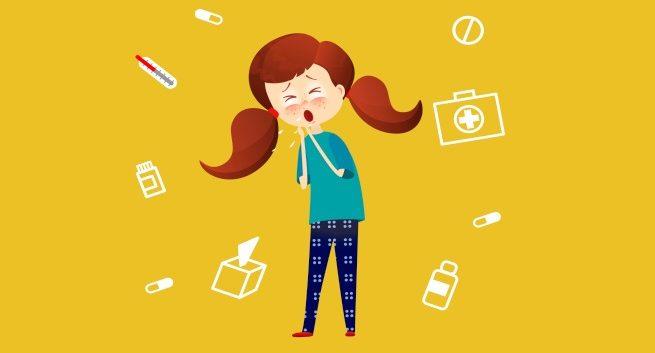 periods sick