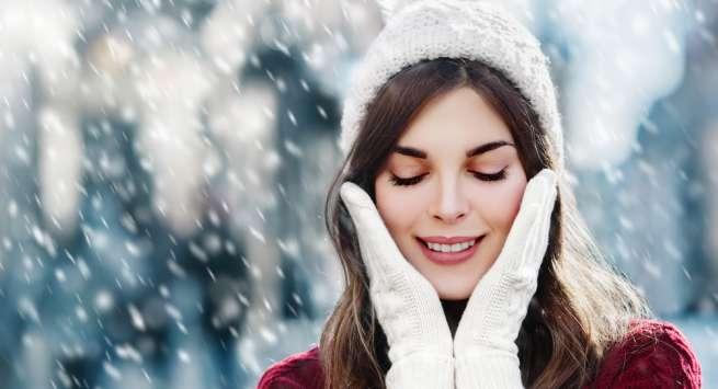 Winter eye care Hindi