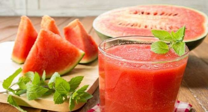 Watermelon healthy Juice for summer