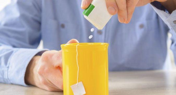 sugar free and health problem