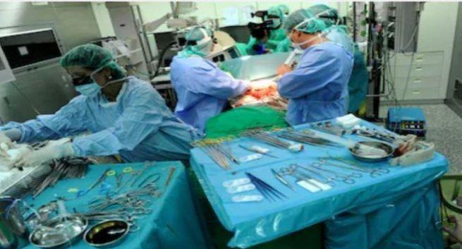 Kyrgyzstan boy liver surgery