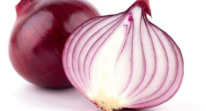 Onion for theeth