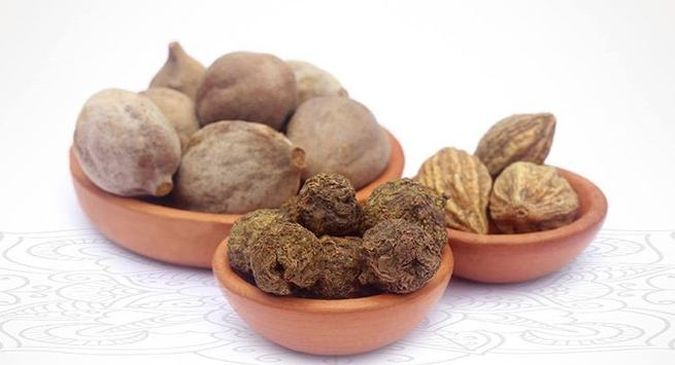 triphala use in loose weight