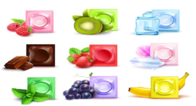 flavoured-condom