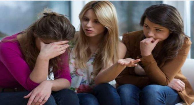 how break up affects women