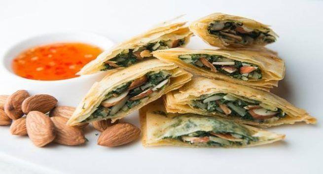 High protein veg recipe