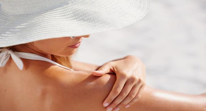 Sunscreen side effect