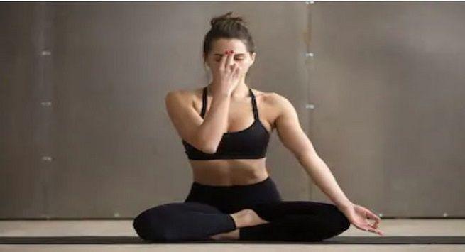 Diabetes and yoga pranayam