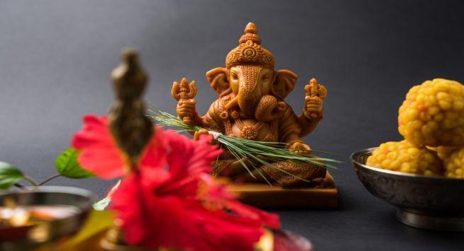 Ganesh Chaturthi durva grass