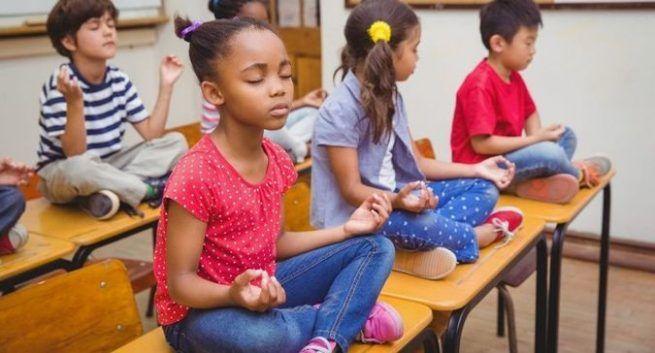 meditation for kids- guruji ishan 1