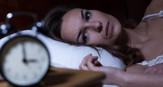 Insomnia due to depression