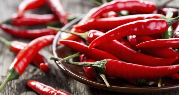 Chillies health benefits