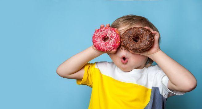 Kids junk food