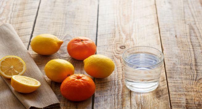 Water and orange navratri diet plan