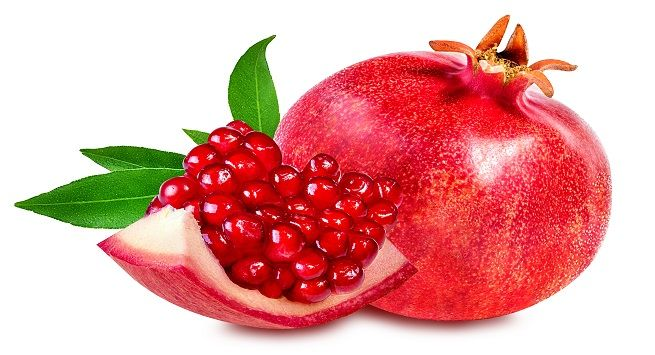 Top 5 health benefits of pomegranates