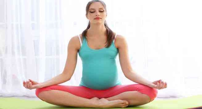 Deep breathing during pregnancy is beneficial 1
