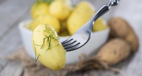 Potatoes healthy substitue