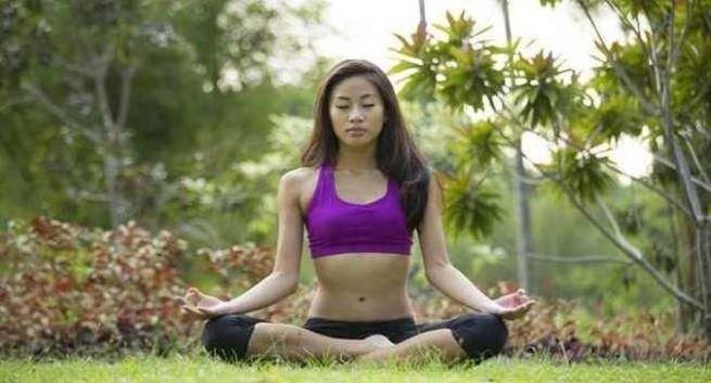 Bhastrika-pranayama for weight loss