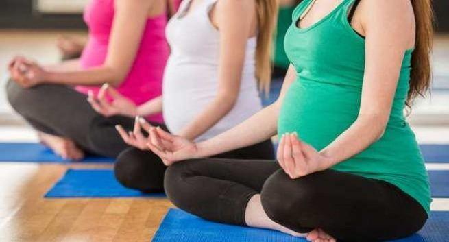 pre-natal yoga and its benefits