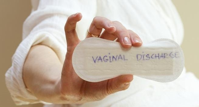 Smelly vaginal discharge