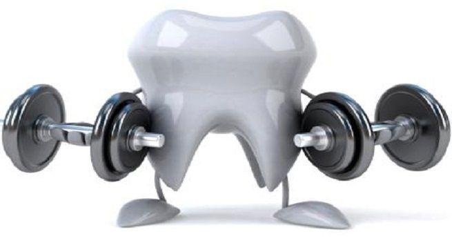 Healthier teeth
