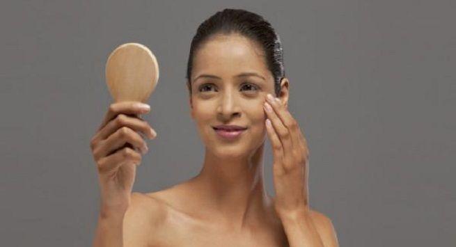 Wrinkle dry skin pigmentation