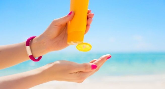 Choose sunscreen according to face type 1
