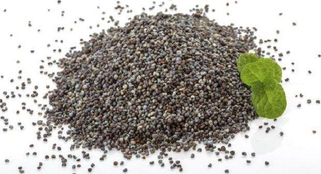 Poppy seeds 1