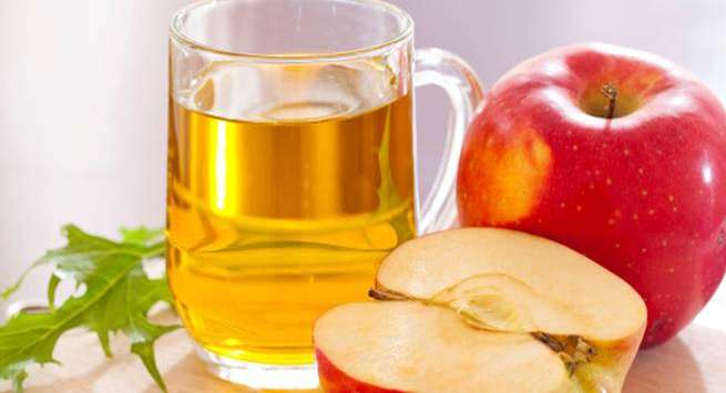 Apple cider vinegar 1 1 2