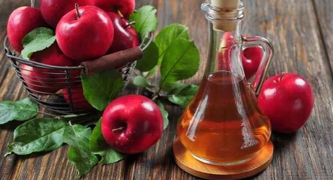 Apple cider vinegar 9