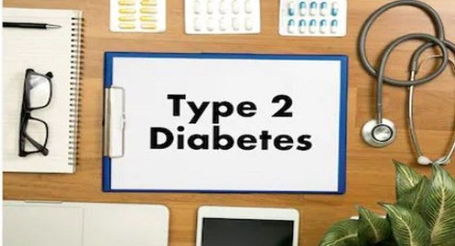 Type 2 diabetes increases the risk of heart disease  1