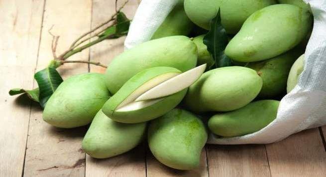 Raw mango benefits 1