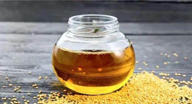 Anti pain mustard oil