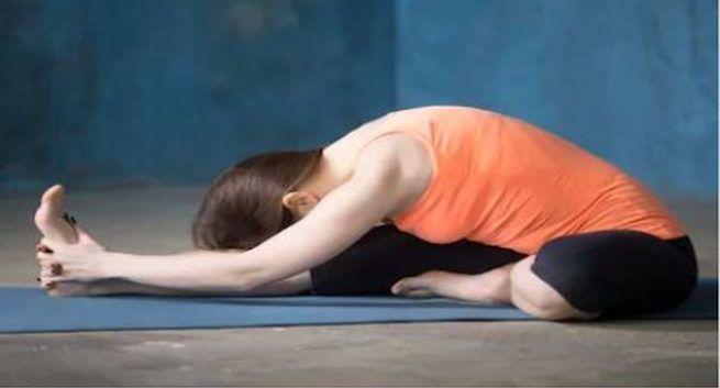 yogasana for High BP
