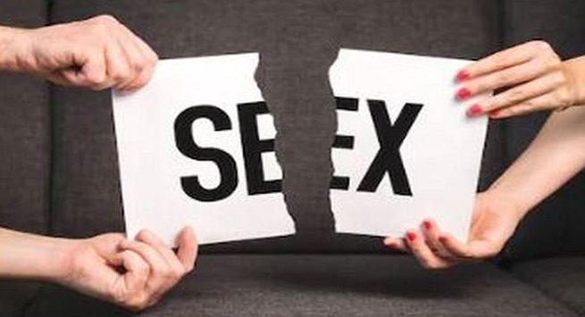 Bad sex life