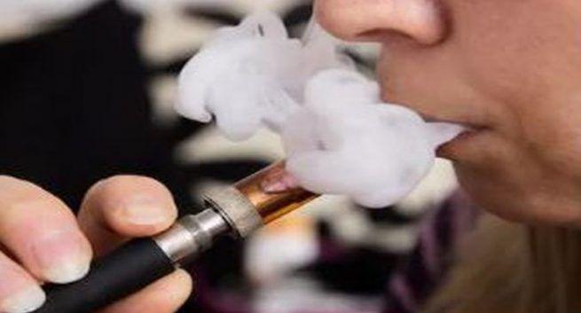 e-cigarette hazardsए e-cigarette ban , vaping, india, banned.
