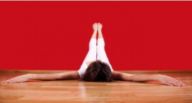padottanasana for constipation