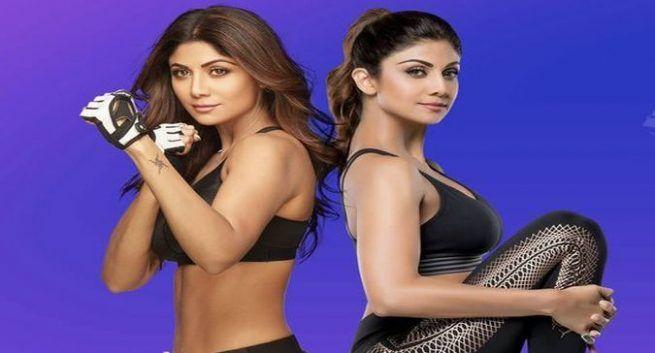 shilpa shetty yoga birthday special 2019 शिल्पा शेट्टी योग
