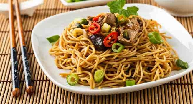 Indo chinese foods