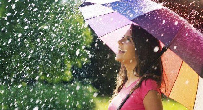 Healthy monsoon